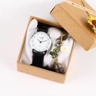 韓版簡約小清新女學生原宿學院風時尚防水氣質百搭腕錶電子錶女錶