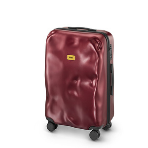 Crash Baggage Icon 中型行李箱25吋-金屬紅