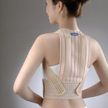 YASCO昭惠駝背美姿帶(2XL)(42~46吋)-軀幹裝具-台灣製造