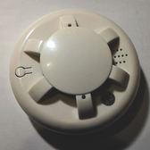 天乾物燥 注意火燭   光電式偵煙警報器 住宅用火災警報器
