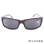 MONTBLANC 萬寶龍眼鏡 MB94S K55 (酒紅) 運動太陽眼鏡 久必大眼鏡