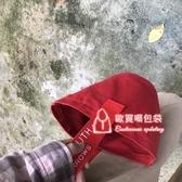 帆布手提包 休閒慵懶手拎包2019新款手提包水桶小包帆布便當袋飯盒袋 2色