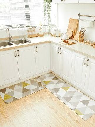 時尚創意地墊229 廚房浴室衛生間臥室床邊門廳 吸水長條防滑地毯(客製訂單)