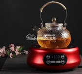 現貨 電磁爐110v電陶爐出口美國日本台灣燒水自動斷電電茶爐煮茶器小型電磁爐【2021新年鉅惠】