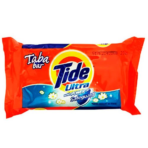 Tide 洗衣皂(含漂白)130g【愛買】