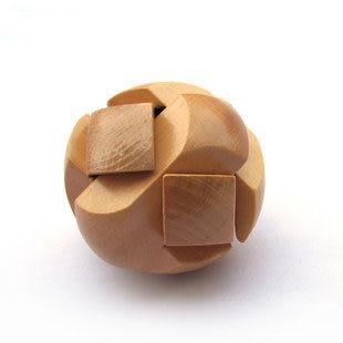 成人益智玩具 成人智力玩具 古典玩具孔明鎖魯班鎖 足球