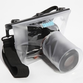 單反相機防水袋潛水佳能70D 77D  6D 5D尼康D7200防沙套