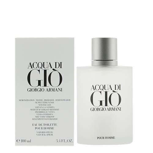 Giorgio Armani Acqua di Gio 亞曼尼寄情水男性淡香水100ml【TESTER】