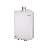 【南紡購物中心】林內【REU-A2426WF-TR_NG1】24公升屋內強制排氣熱水器
