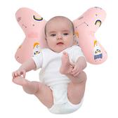 MuslinTree嬰兒枕頭 新生兒機能型防扁頭定型枕-JoyBaby