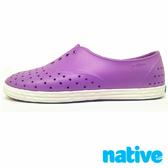 native JERICHO 女鞋 - 薰衣草紫X雪莉白 5323