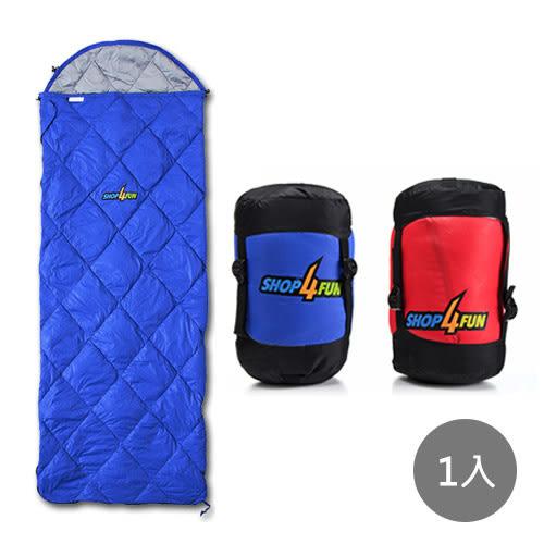 四季羽絨信封式睡袋 x1入