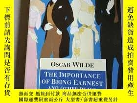 二手書博民逛書店The罕見Importance Of Being Earnest