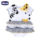chicco-斑斑動物-立體造型蛋糕裙洋裝式兔裝