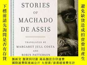 二手書博民逛書店The罕見Collected Stories Of Machado De AssisY364153 Macha