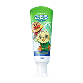 日本獅王麵包超人牙膏-哈密瓜40gX10