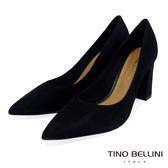 Tino Bellini巴西進口氣勢姿態8cm跟鞋_黑 TF8560 歐洲進口款