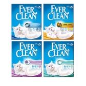 寵物家族-EVER CLEAN 藍鑽貓砂-歐規 10L(9KG)-四款任選