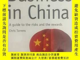 二手書博民逛書店Doing罕見Business in China: A Guid