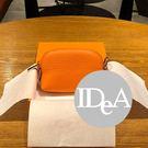 IDEA 零錢包 收納包 手拿包 簡約 素面 文青 拉鍊包 時尚 牛皮