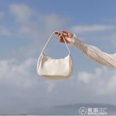 法棍包簡約手提小包包2021新款潮女包單肩腋下包 電購3C