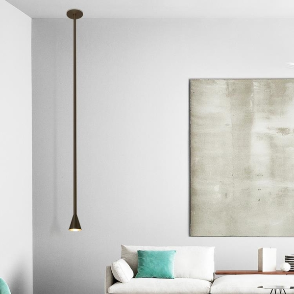后現代創意五金客廳沙發旁小吊燈藝術床頭臥室書房設