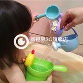 兒童洗澡寶寶戲水玩具套裝噴水壺花灑男孩女孩嬰兒洗頭杯水上沙灘-Rtwj53