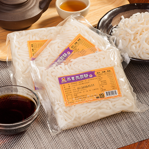 活力猴-燕麥蒟蒻粗麵10包(150公克/包)