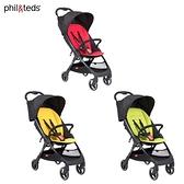 【南紡購物中心】【Phil&Teds】GO摺疊嬰兒手推車(三色)