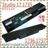 戴爾 電池-DELL 電池 STUDIO 17,1735,1736,1737,KM973,KM974 MT335,PW823,RM868,RM791, KM978, PW824