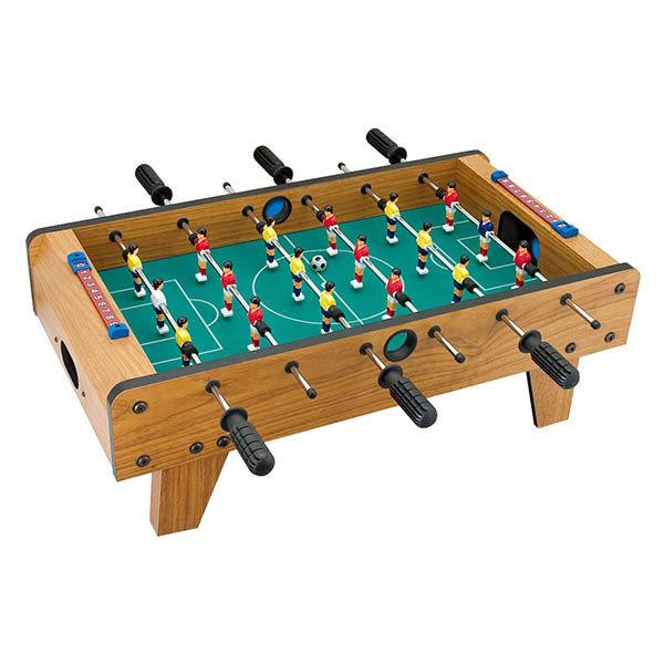 Amuzinc酷比樂 兒童益智運動玩具 木製桌型手足球台(6桿) PF2035
