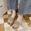 拖鞋女外穿夏天新款網紅韓版