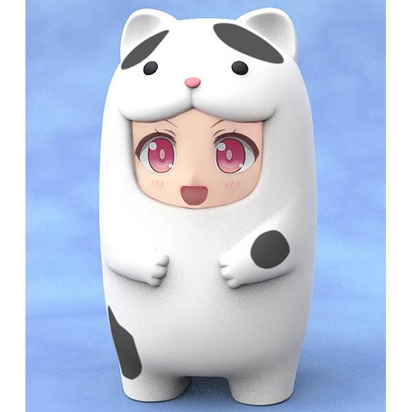 GSC黏土人 More 臉部配件收納盒 GOOD SMILE 代理版 黑白斑紋貓(Tuxedo Cat)