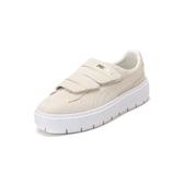 PUMA Platform Trace Strap -女款厚底麂皮休閒鞋- NO.36670901