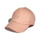 adidas 帽子 AC CONT 男女款 粉 刺繡 愛迪達 三葉草 老帽 可調 棒球帽【ACS】 HG8329