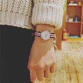 流行女錶手錶女學生正韓簡約 潮流ulzzang休閒男大氣歐美創意黑白情侶