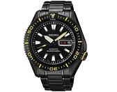 【分期0利率】SEIKO 精工錶 防水200M 潛水錶 機械錶 全黑鋼帶 全新原廠公司貨 SRP499J1