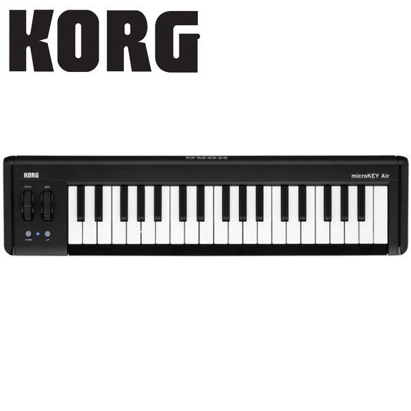 【敦煌樂器】KORG microKEY AIR 37 鍵控制鍵盤 主控鍵盤