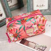新品可愛韓國化妝包少女心化妝品包便攜收納包軟面包包洗漱包「時尚彩虹屋」