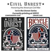 ~USPCC 撲克~Bicycle Civil Unrest Playing Cards