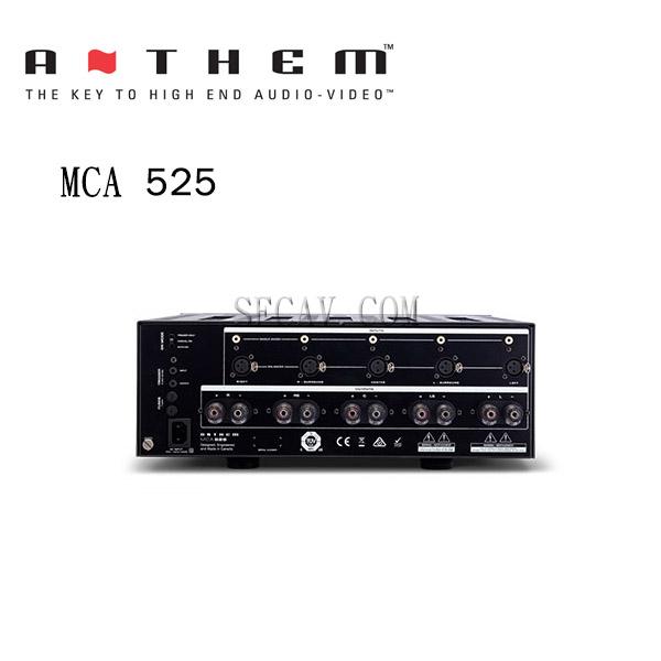 【竹北勝豐群音響】Anthem MCA525 後級擴大機   (Wadia/Pass/Denon)