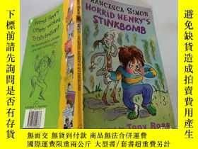二手書博民逛書店Horrid罕見Henrys Stinkbomb : 可怕的亨利的臭炸彈Y200392