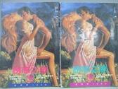 【書寶二手書T9/言情小說_MAY】誘惑之歌_上下合售_凱瑟琳克拉瑪