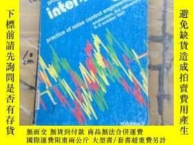 二手書博民逛書店Inter-noise罕見 81Y11418 V.M.A.PEU