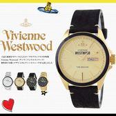 【人文行旅】Vivienne Westwood | VV063GDBK 英國時尚精品腕錶