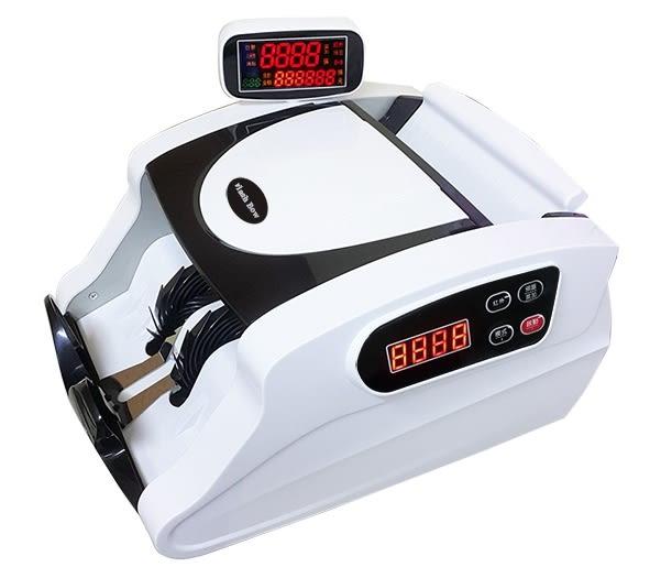 【專業商用點驗鈔機】FB-555型-台幣人民幣商業點驗鈔專用機