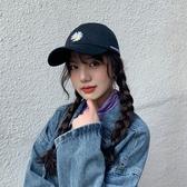 2020年款棒球帽男女ins新款網紅小雛菊鴨舌帽GD同款字母刺繡學生「草莓妞妞」