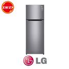 含安裝 LG 樂金 GN-L297SV 直驅變頻上下門冰箱 星辰銀 直驅變頻壓縮機10年保固 公司貨