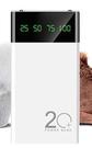 行動電源 充電寶20000毫安超大容量8000000移動電源沖手機通用萬能快充【快速出貨八折搶購】