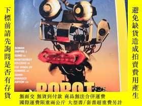 二手書博民逛書店罕見NATIONAL GEOGRAPHIC ROBOT REVOLUTION 1997 7(美國國家地理 機器人